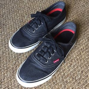 Levi's lace-up sneakers